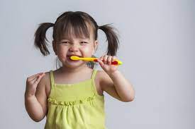 Healthy Child's Teeth